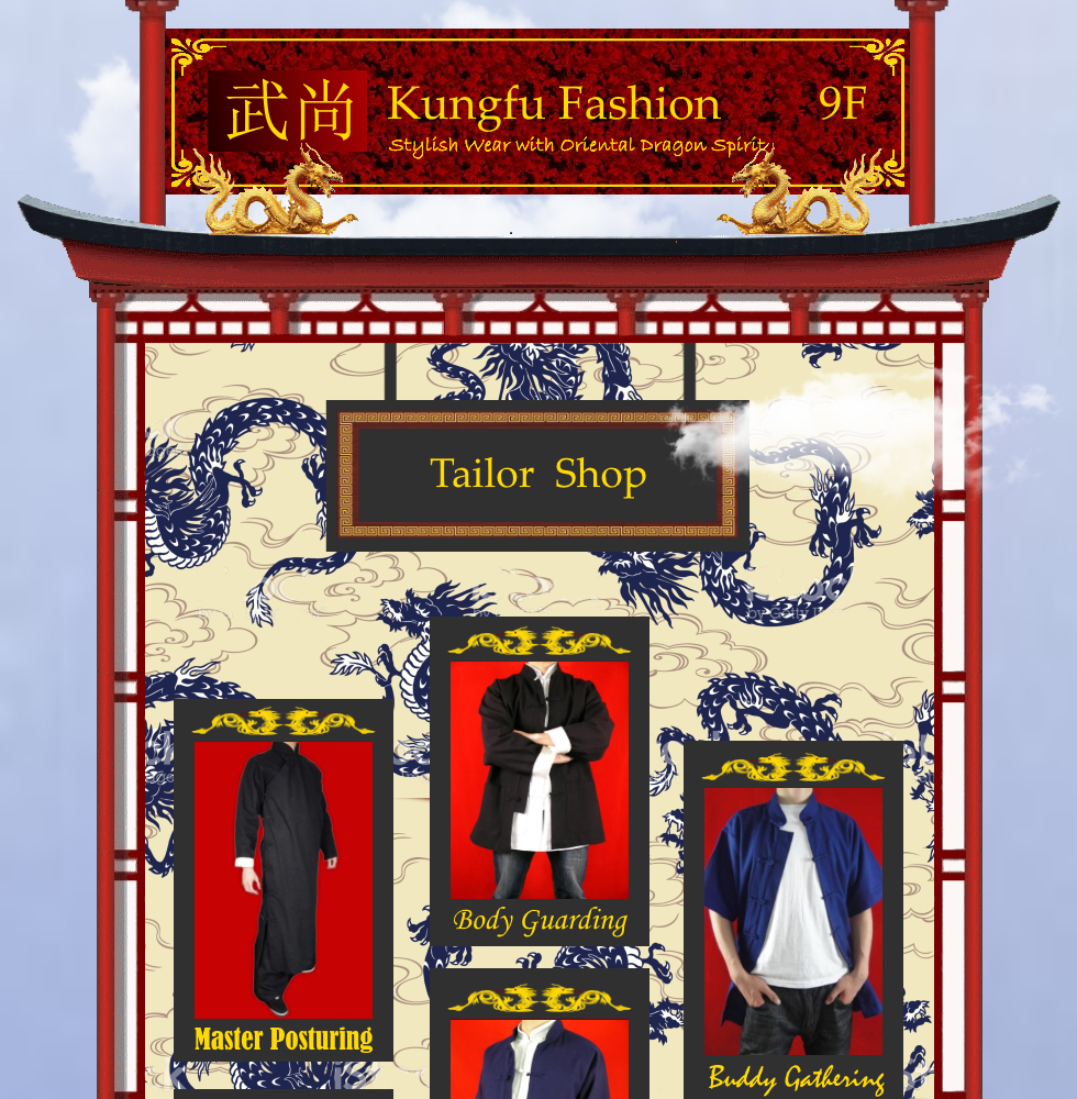 Kungfu Clothing
